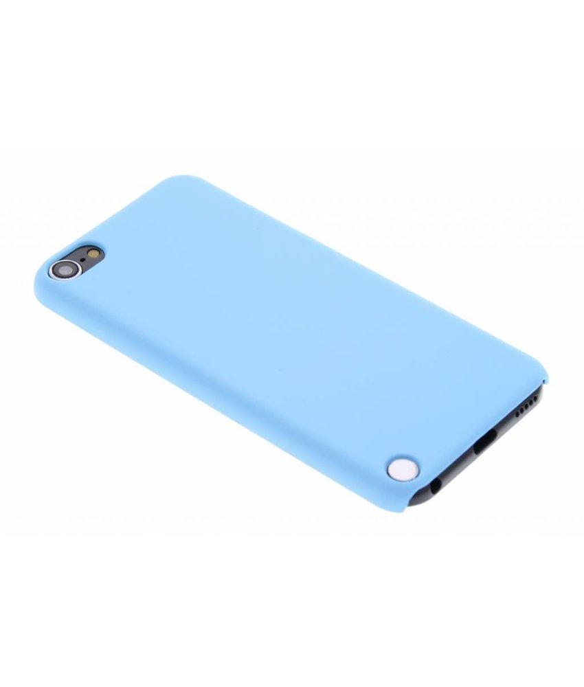 Turquoise effen hardcase iPod Touch 5g / 6