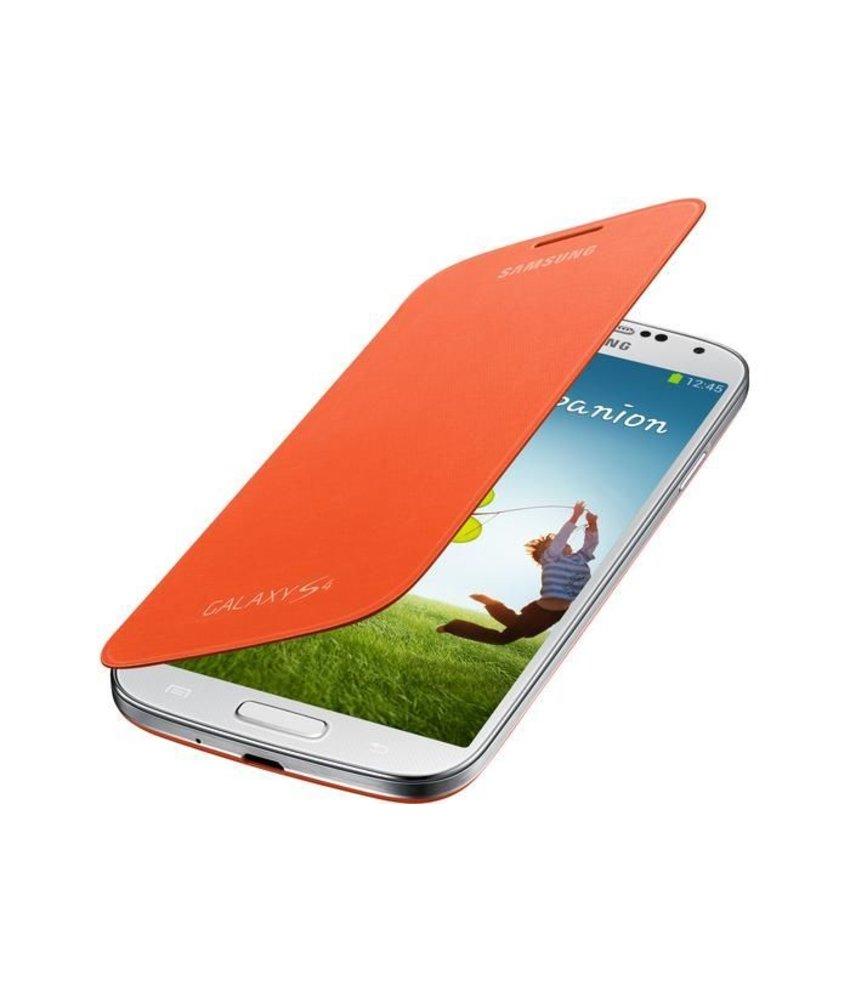 Samsung originele Flipcover Galaxy S4 - Oranje