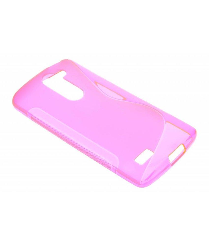 Rosé S-line TPU hoesje LG L Bello / L80 Plus