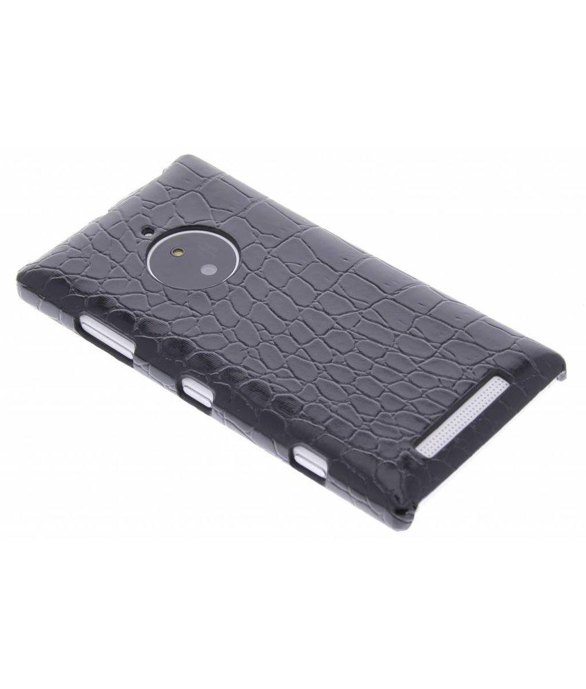 Krokodil design hardcase Nokia Lumia 830