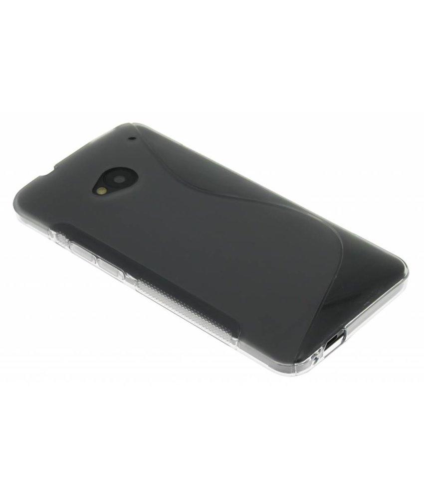 Grijs S-line TPU hoesje HTC One
