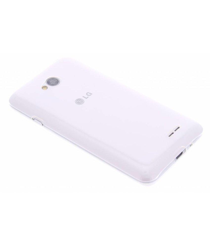 Ultra thin transparant TPU hoesje LG L70 / L65