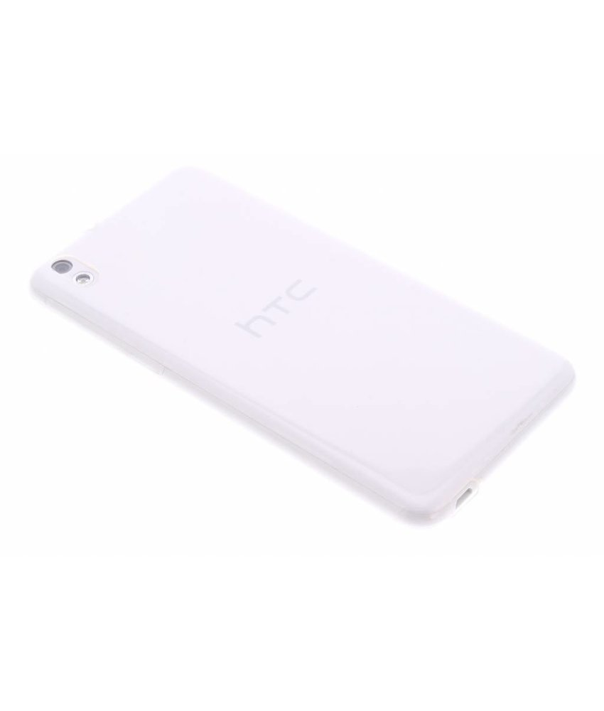 Ultra thin transparant TPU hoesje HTC Desire 816