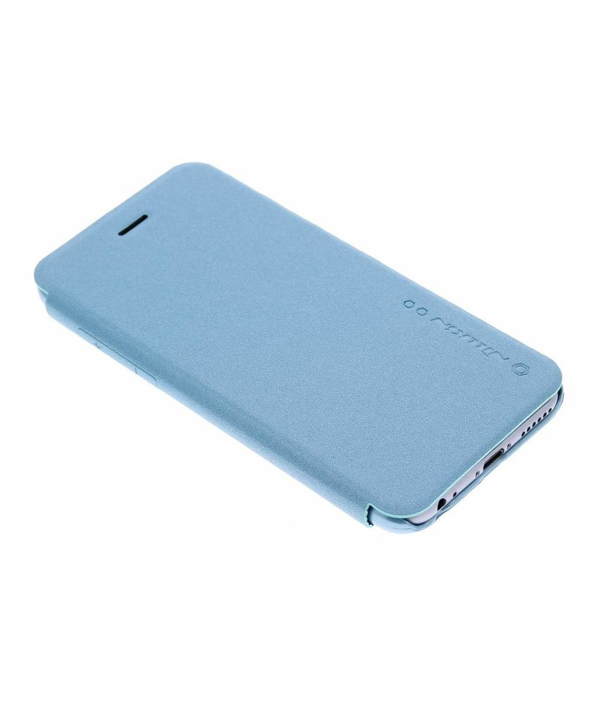 Nillkin Sparkle slim booktype iPhone 6 / 6s - Turquoise