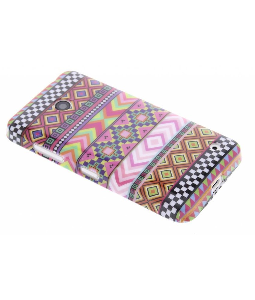 Design TPU siliconen hoesje Nokia Lumia 630 / 635