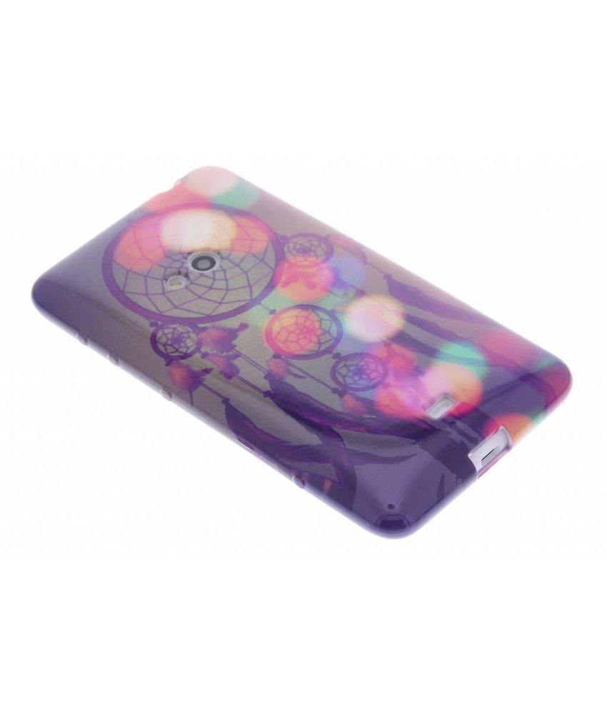 Design TPU siliconen hoesje Nokia Lumia 625
