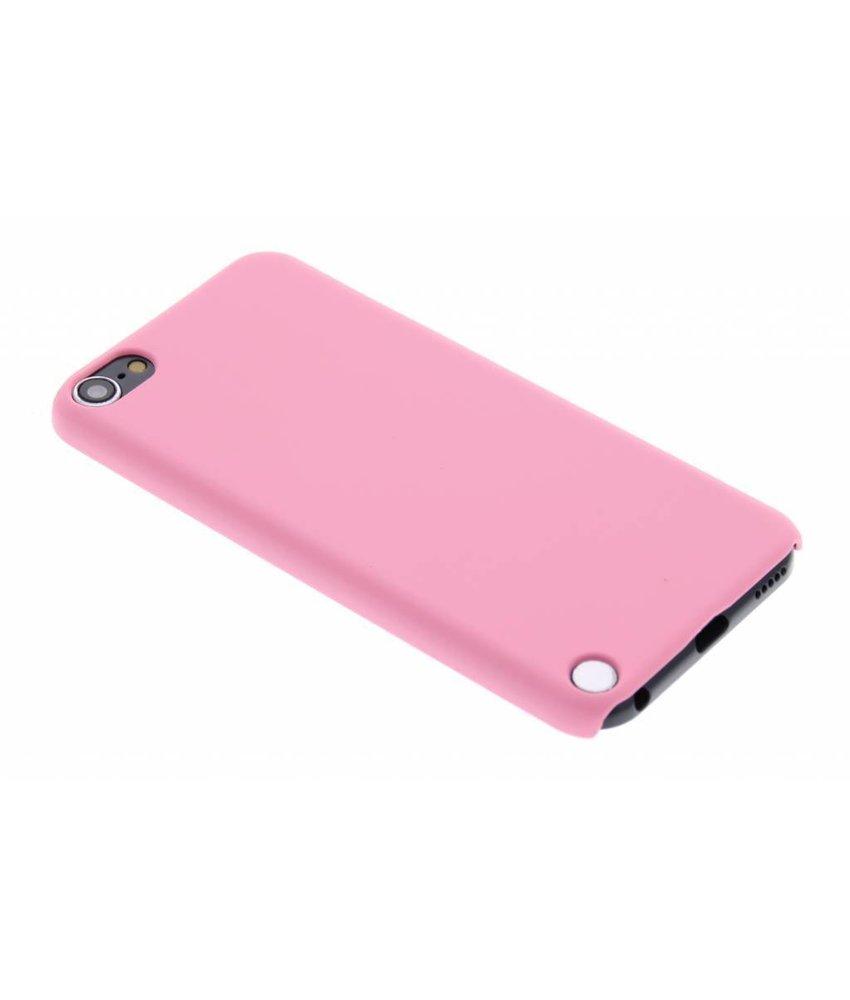 Roze effen hardcase iPod Touch 5g / 6