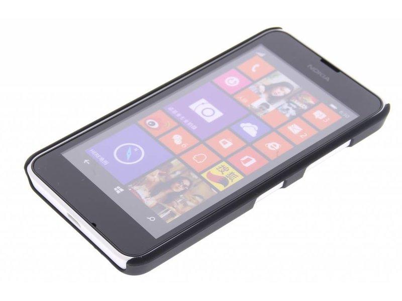 Zwart effen hardcase hoesje voor de Nokia Lumia 630 / 635