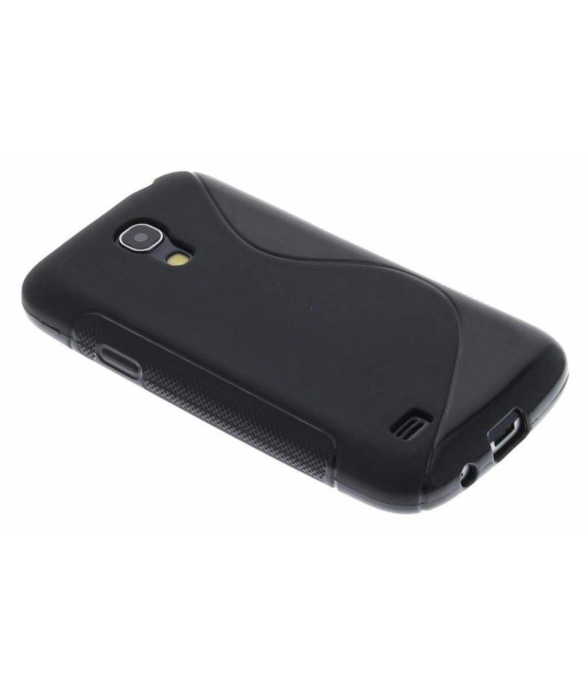 Zwart S-line TPU hoesje Samsung Galaxy S4 Mini