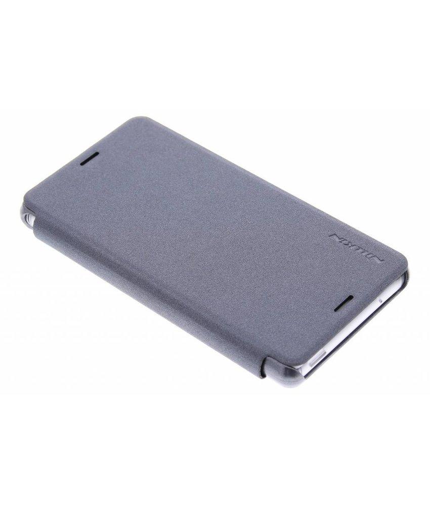 Nillkin Sparkle slim booktype Sony Xperia Z3 Compact - Zwart