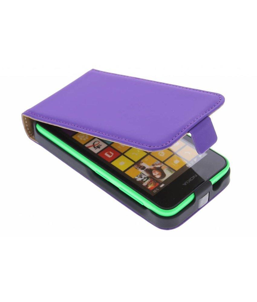 Mobiparts Premium flipcase Nokia Lumia 530