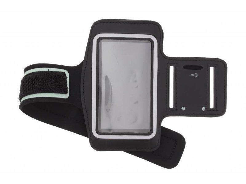 Zwarte sportarmband voor de Huawei Ascend Y530