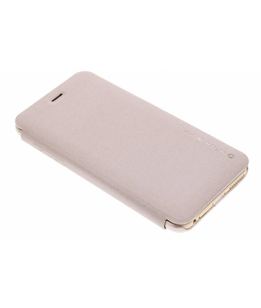 Nillkin Sparkle slim booktype iPhone 6(s) Plus - Goud