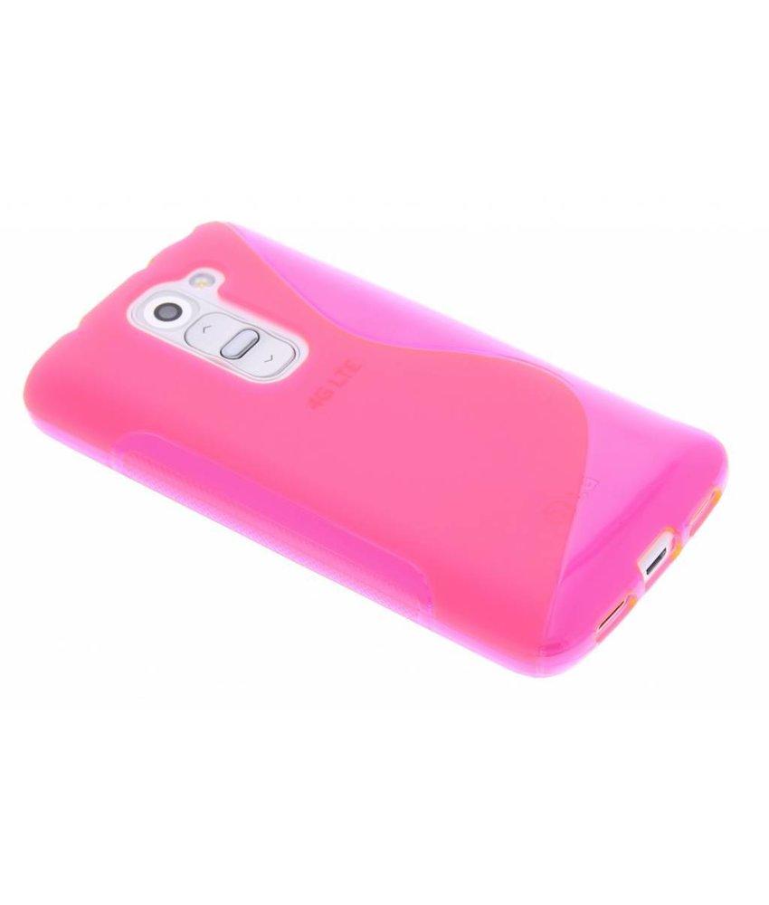 Rosé S-line TPU hoesje LG G2 Mini