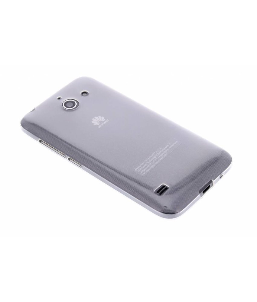 Ultra thin transparant TPU hoesje Huawei Ascend Y550