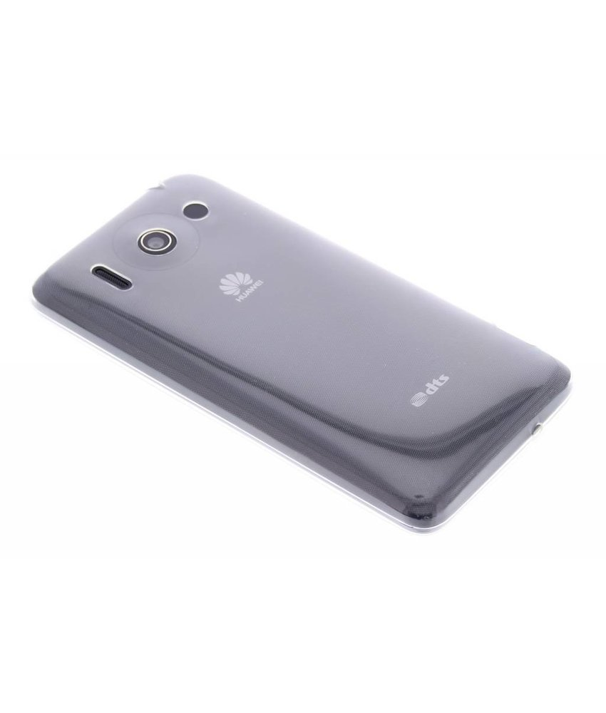 Ultra thin transparant TPU hoesje Huawei Ascend G510
