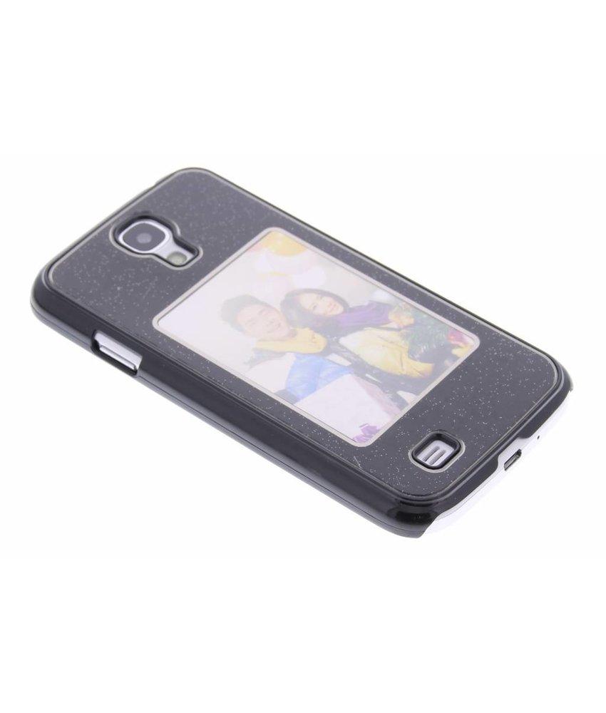 Zwart picture frame hardcase Samsung Galaxy S4