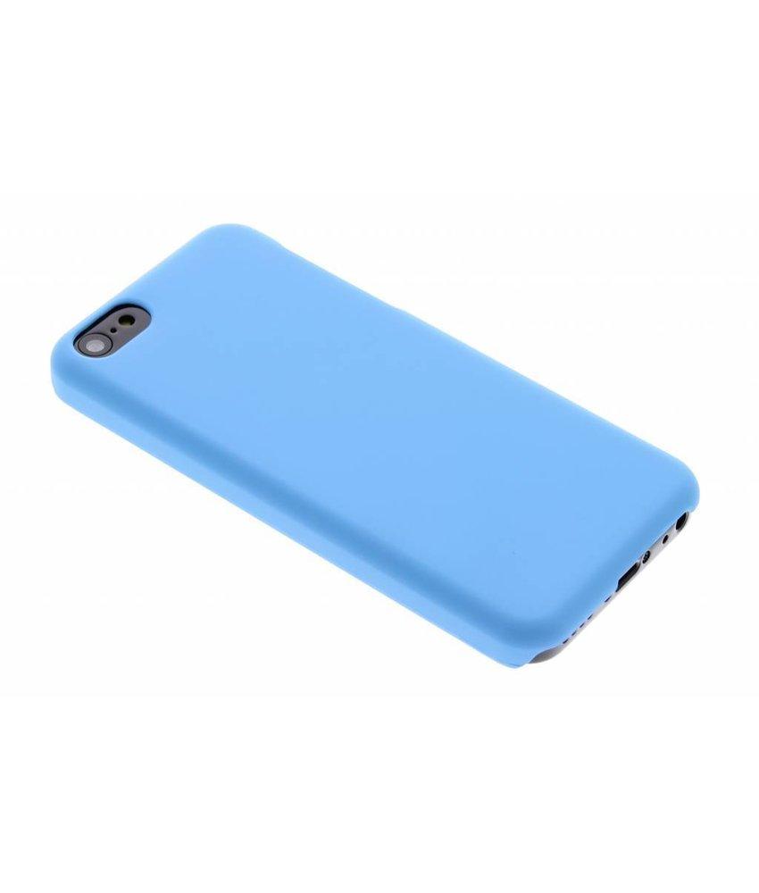 Turquoise effen hardcase iPhone 5c