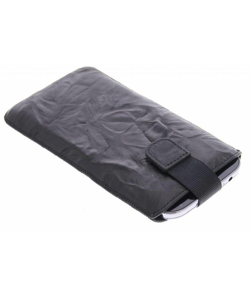 Mobiparts Uni Pouch Smoke maat 3XL - zwart