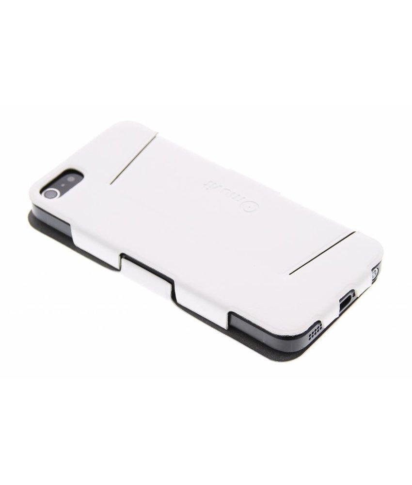 Muvit iFlip Folio wit iPhone 5 / 5S