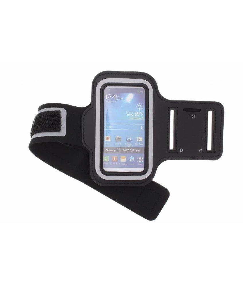 Zwart sportarmband Samsung Galaxy S4 Mini
