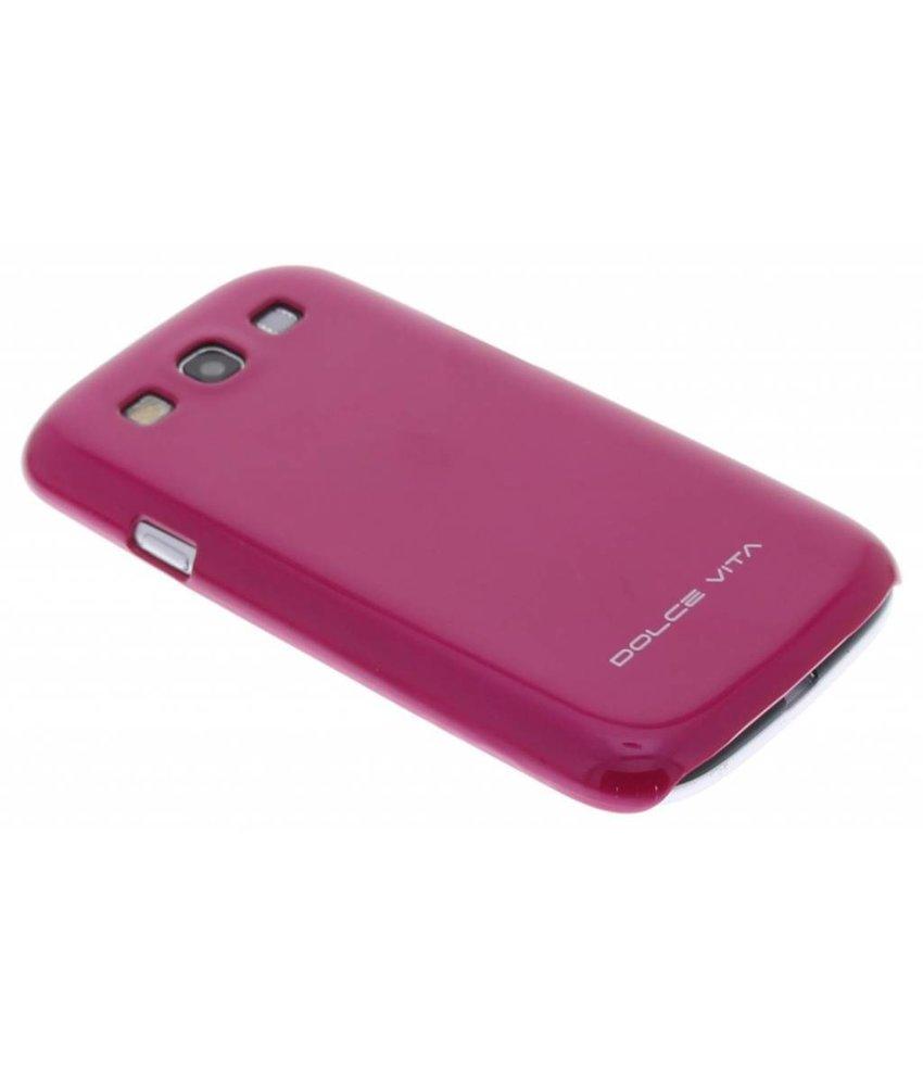 Dolce Vita Glossy Line hardcase Samsung Galaxy S3 / Neo