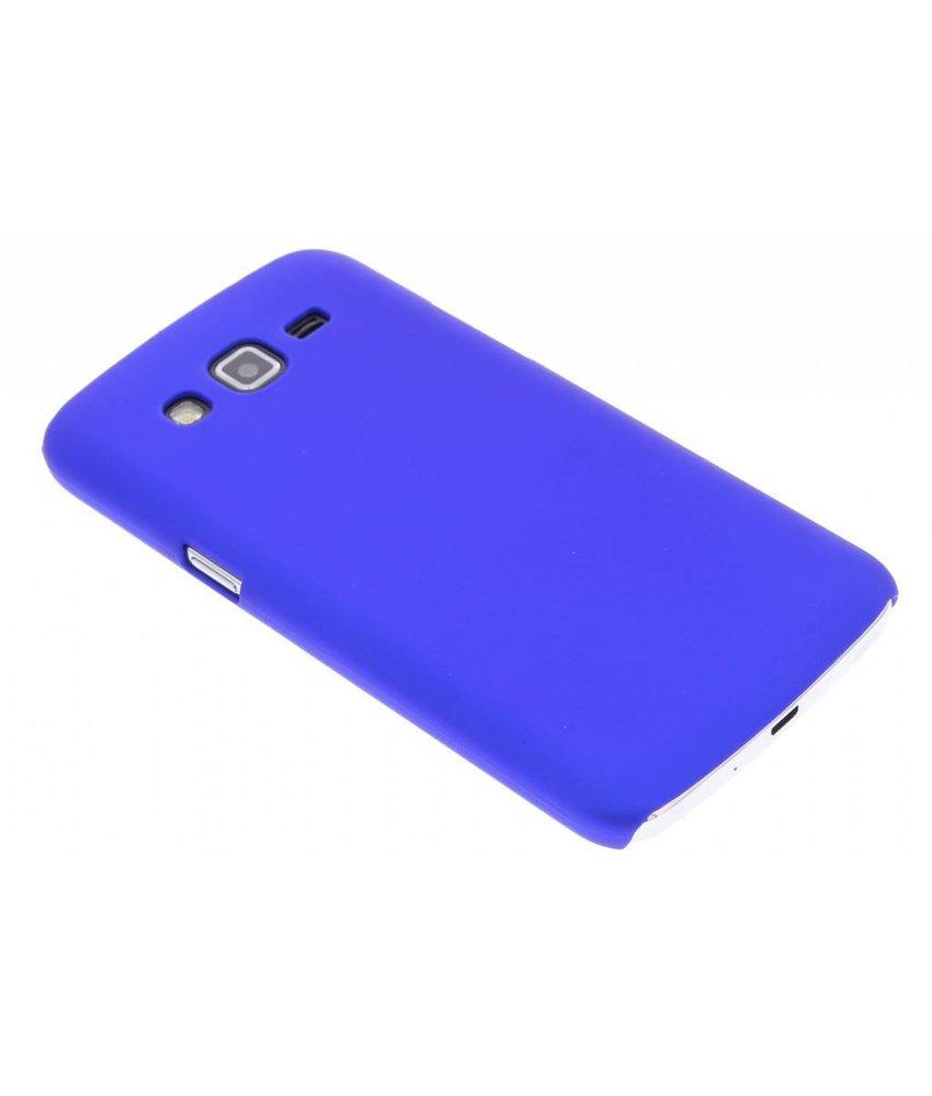 Blauw effen hardcase Samsung Galaxy Grand 2