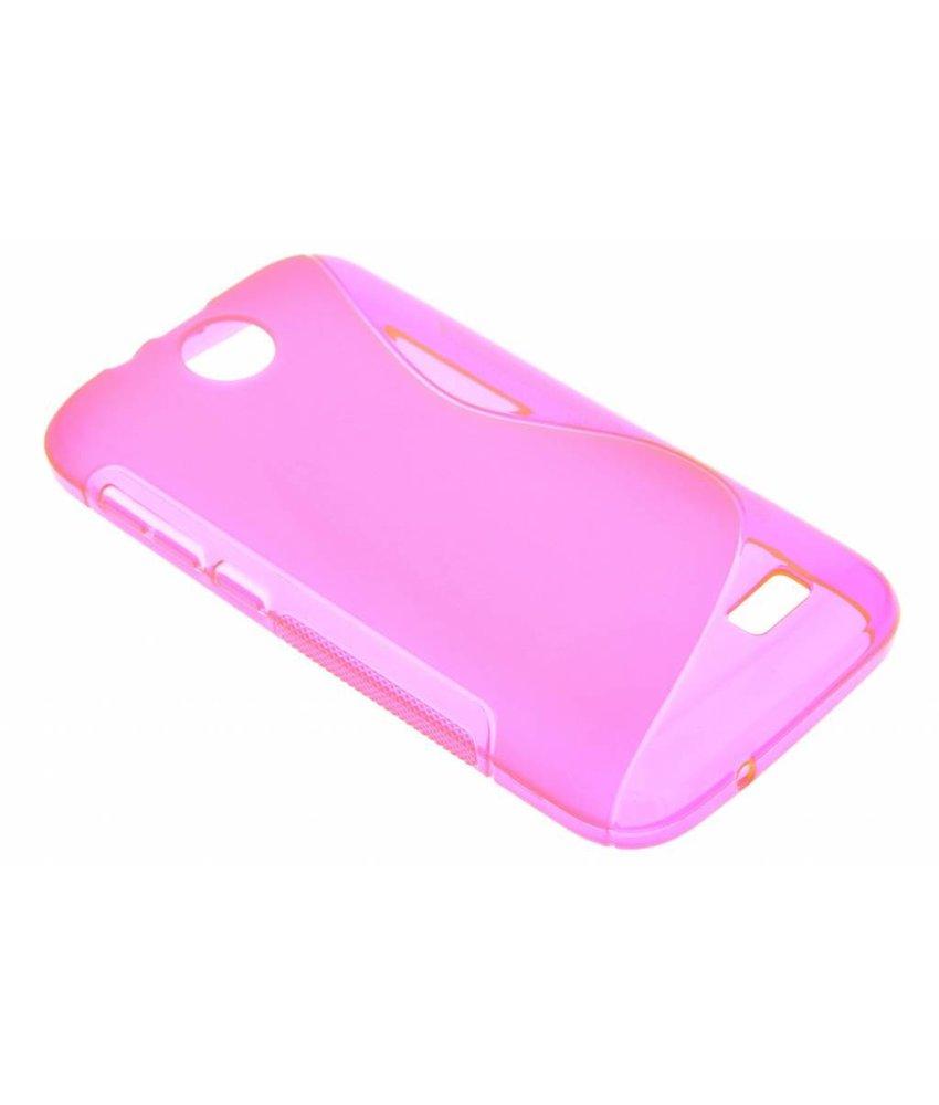 Rosé S-line TPU hoesje HTC Desire 310