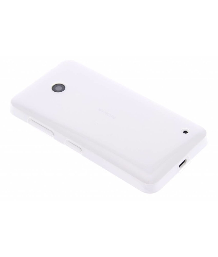Ultra thin TPU hoesje Nokia Lumia 630 / 635