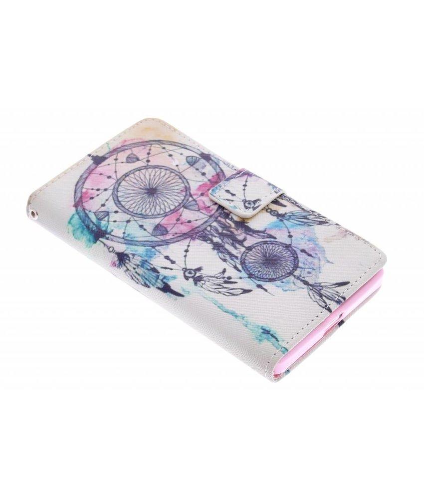 Design TPU booktype hoes Nokia Lumia 930