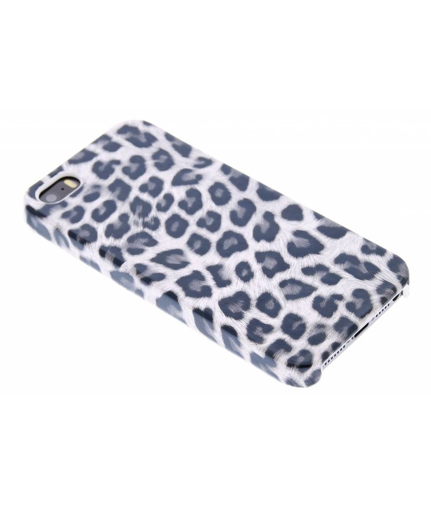 Luipaard design hardcase hoesje iPhone 5 / 5s / SE