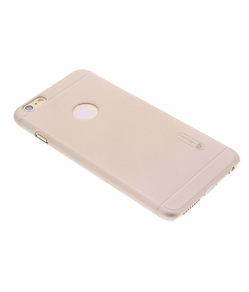 Nillkin Frosted Shield hardcase iPhone 6(s) Plus - goud
