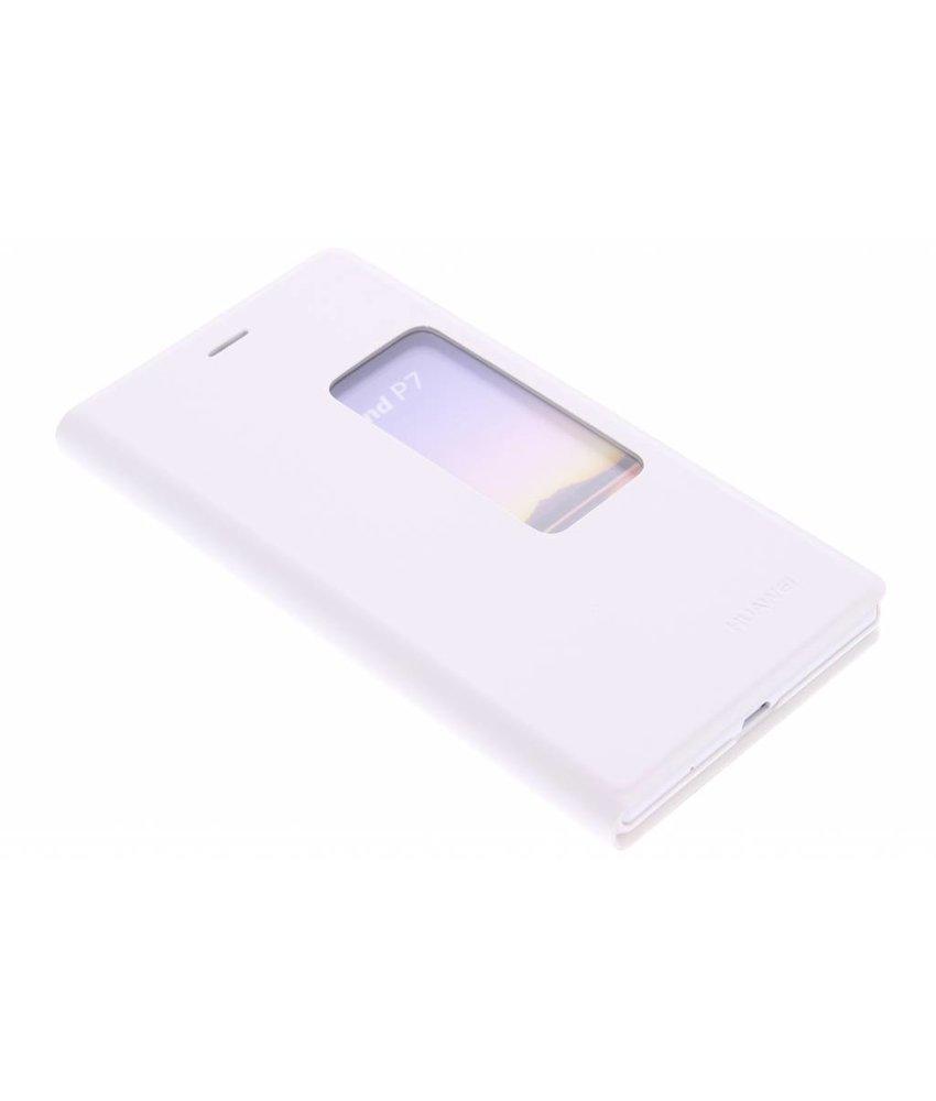 Huawei View Cover Huawei Ascend P7 - White