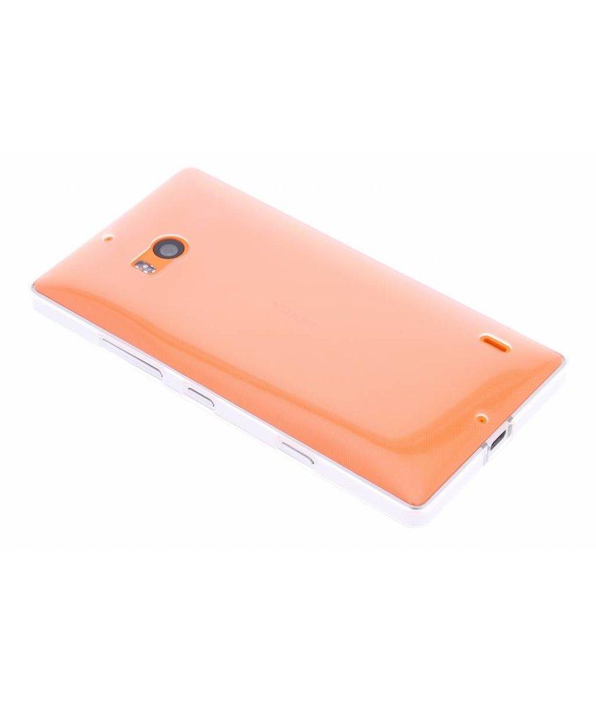 Ultra thin transparant TPU hoesje Nokia Lumia 930