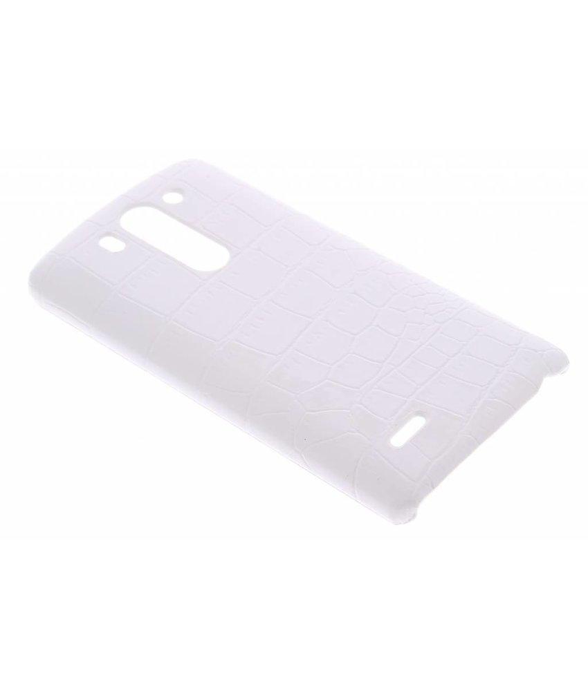 Krokodil design hardcase hoesje LG G3 S