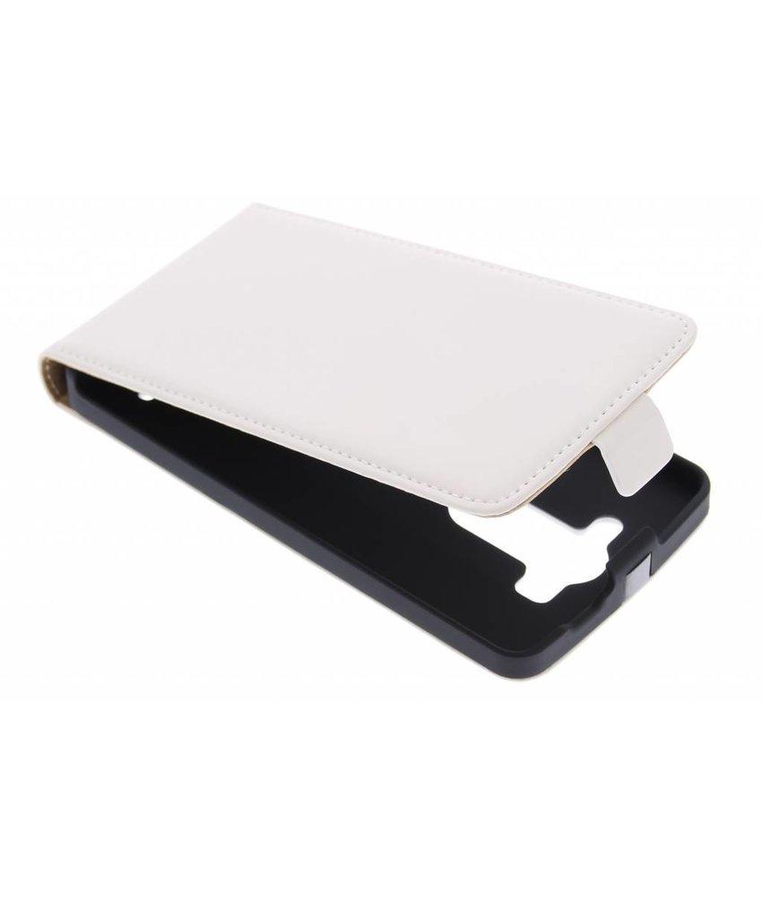 Mobiparts Premium flipcase LG G3 S - White