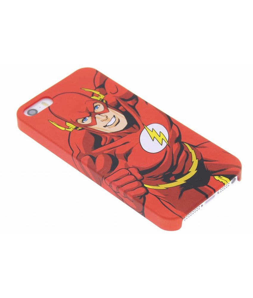 DC Comics Flash hardcase hoesje iPhone 5 / 5s / SE
