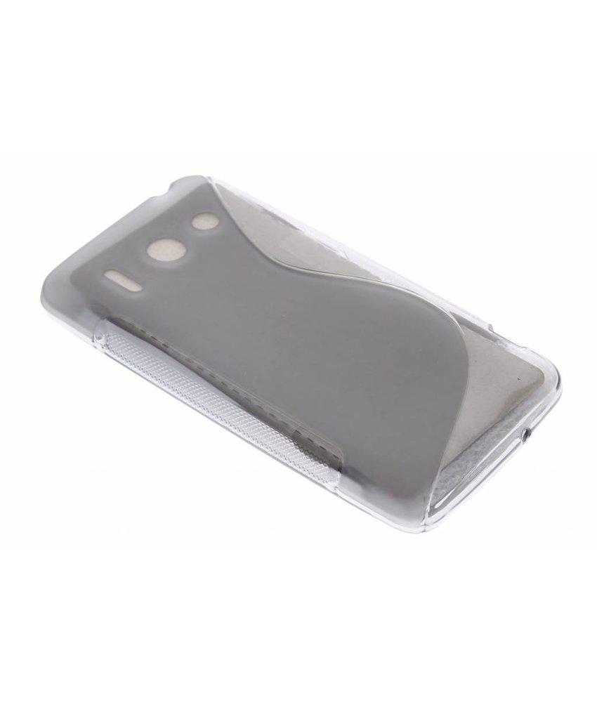 Grijs S-line TPU hoesje Huawei Ascend G510