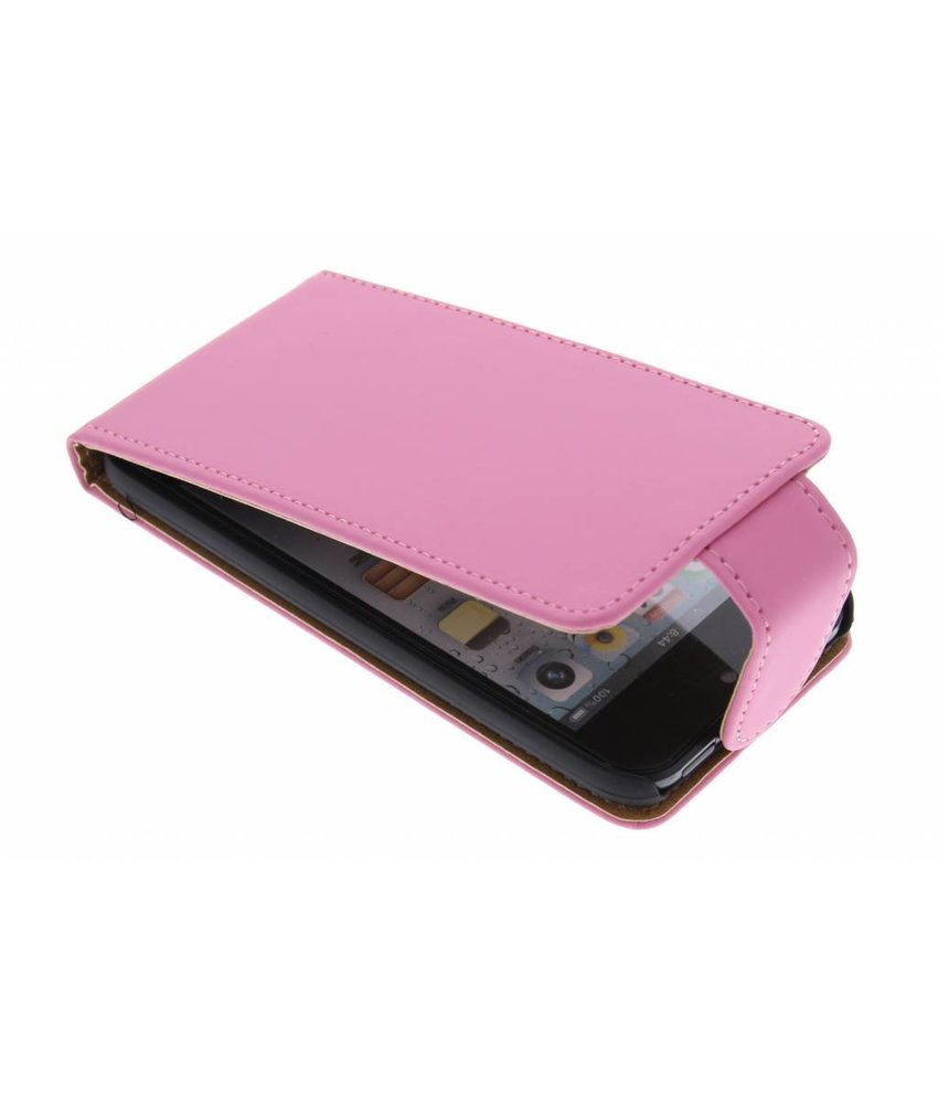 Roze classic flipcase iPod Touch 5g / 6