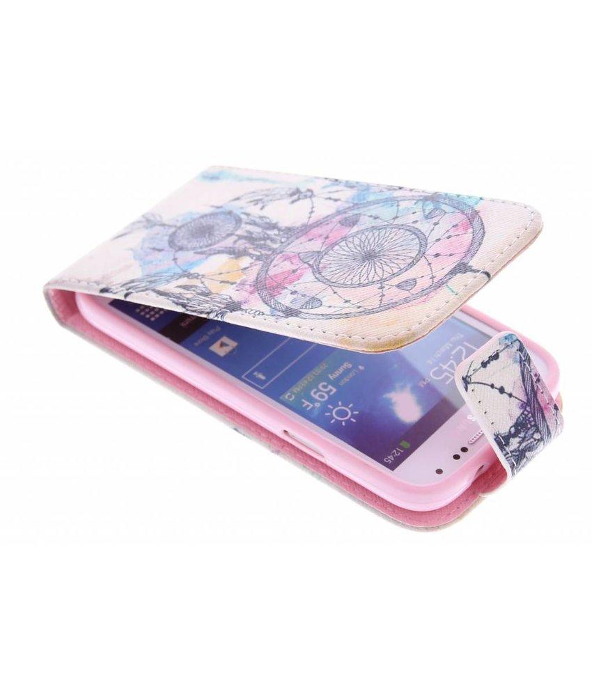 Design TPU flipcase Samsung Galaxy S4 Mini