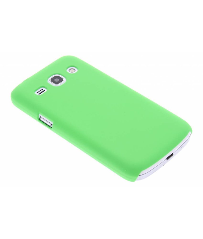 Groen effen hardcase Samsung Galaxy Core Plus