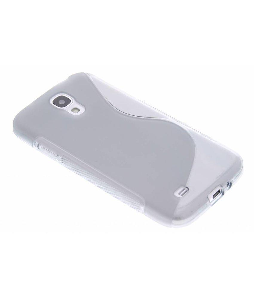 Grijs S-line TPU hoesje Samsung Galaxy S4