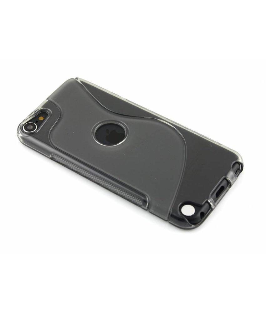 Grijs S-line TPU hoesje iPod Touch 5g / 6