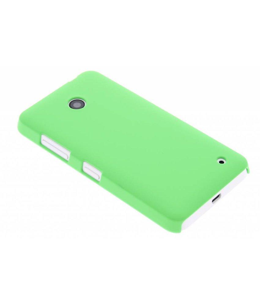 Groen effen hardcase Nokia Lumia 630 / 635