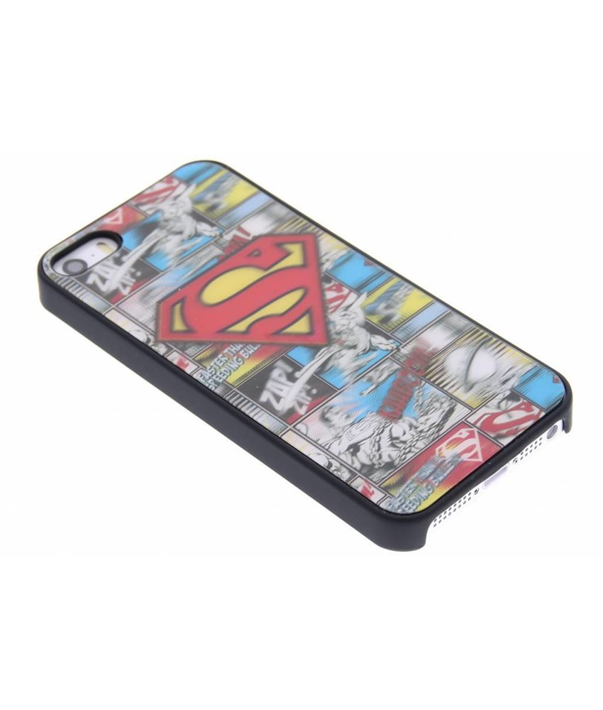 DC Comics Superman 3D hardcase hoesje iPhone 5 / 5s / SE