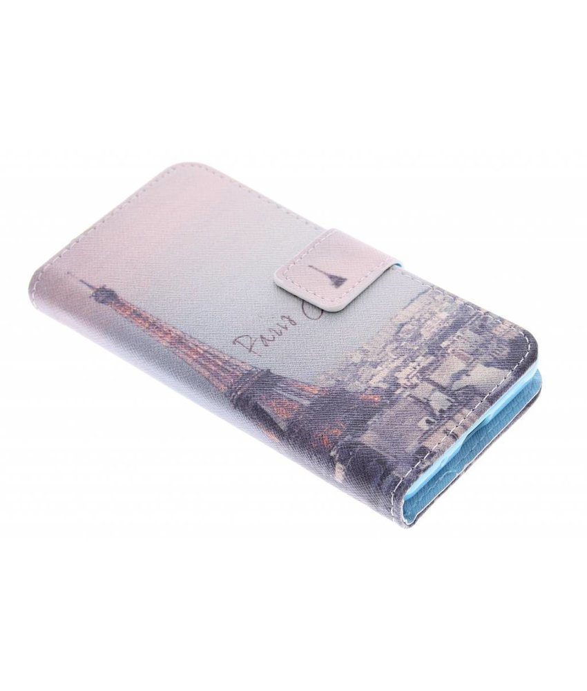 Design TPU booktype hoes Samsung Galaxy Core 2
