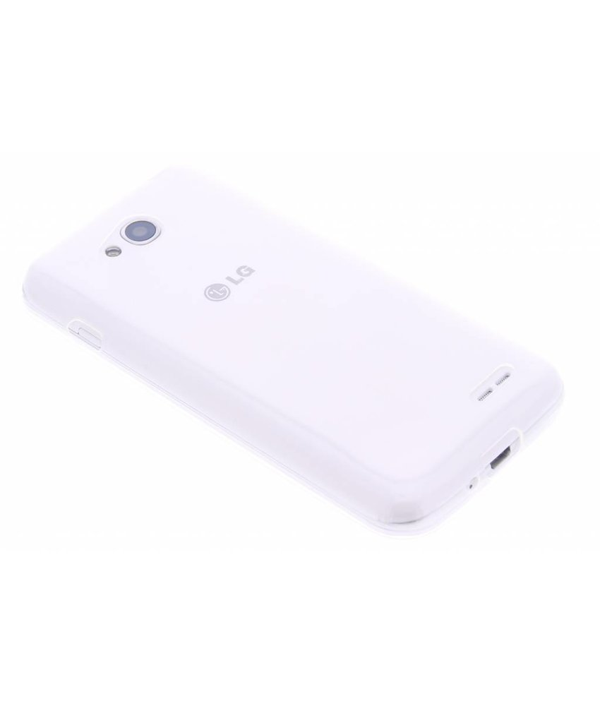 Ultra thin transparant TPU hoesje LG L90