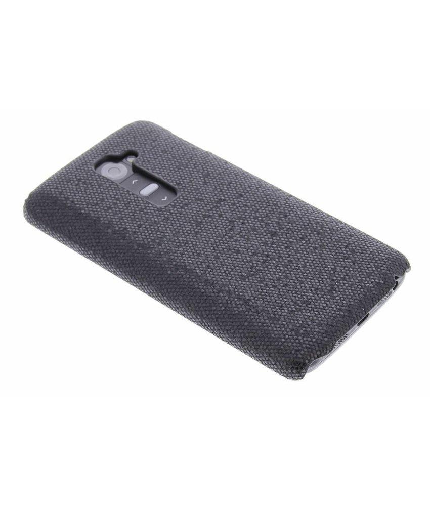 Zwart glamour design hardcase hoesje LG G2