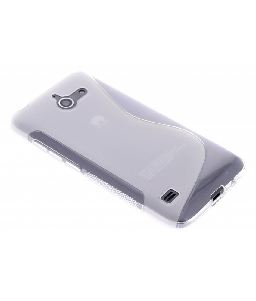 Transparant S-line TPU hoesje Huawei Ascend Y550