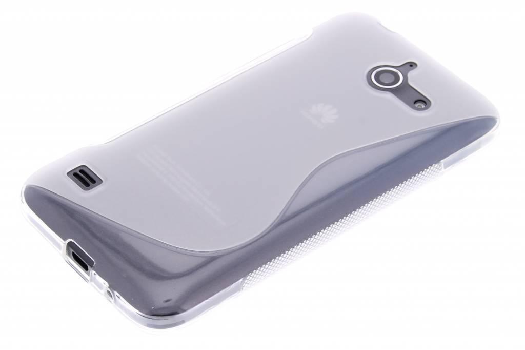 S-transparent Cas De Tpu De Ligne Pour Le Huawei Ascend Y550 0j218